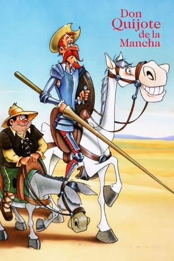 Poster of Don Quijote de la Mancha