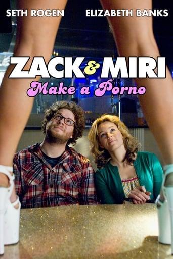 Poster of Zack and Miri Make a Porno