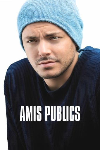 Poster of Amis publics