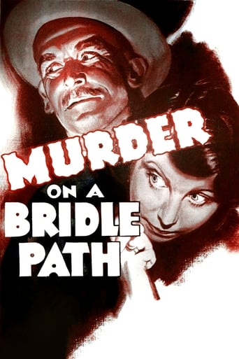 Poster of Murder on a Bridle Path
