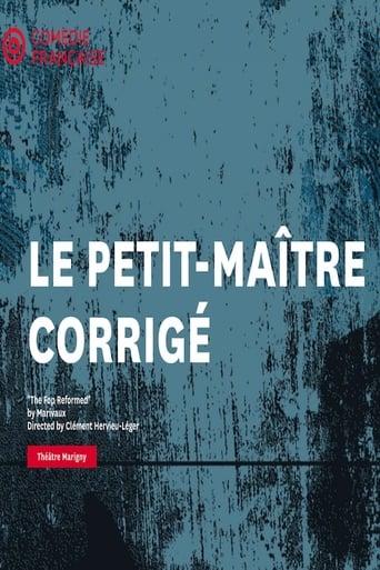 Poster of Le Petit-Maître Corrigé