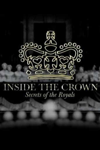 Poster of Inside the Crown: Secrets of the Royals