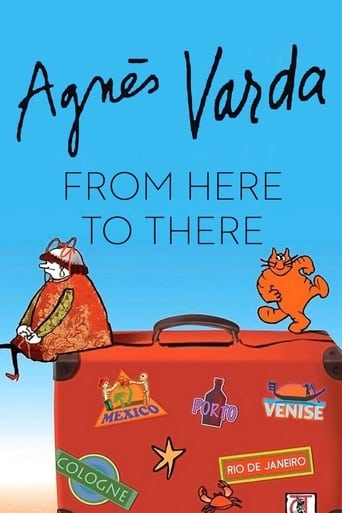 Poster of Agnès Varda: From Here to There
