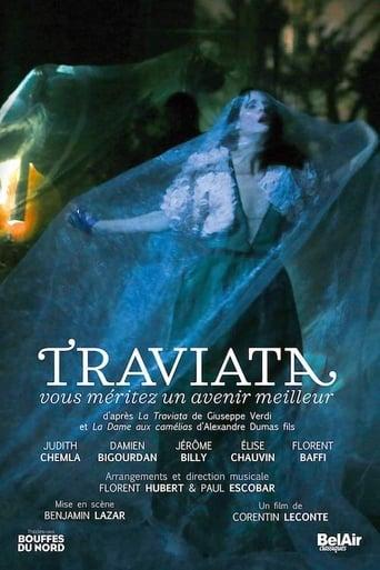 Poster of Traviata – You deserve a better future