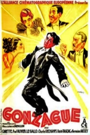 Poster of Gonzague