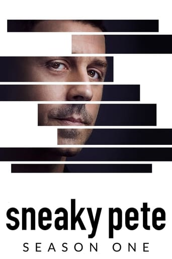 Sneaky Pete 1ª Temporada - Poster