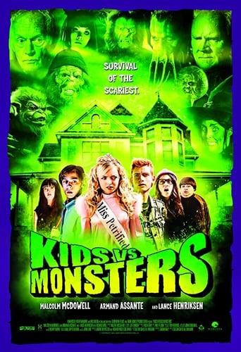 Poster of Kids vs Monsters