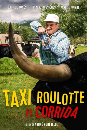 Poster of Taxi, Trailer and Bullfight