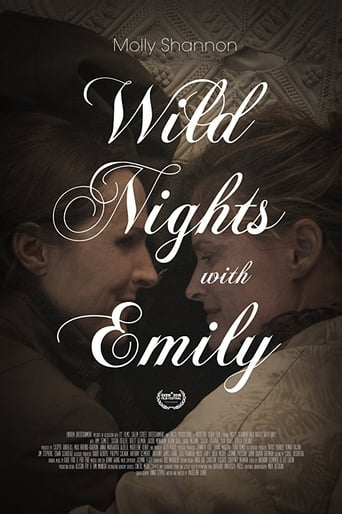 Poster of Wild Nights with Emily
