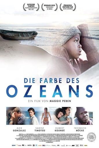 Filmplakat von Die Farbe des Ozeans