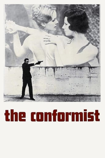 Poster of The Conformist