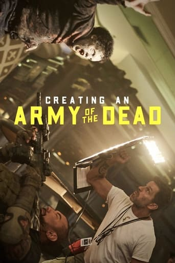 Poster of Creating an Army of the Dead