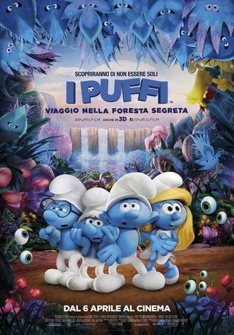 Poster of I Puffi - Viaggio nella foresta segreta