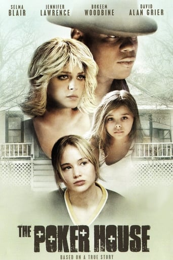 Poster of The Poker House
