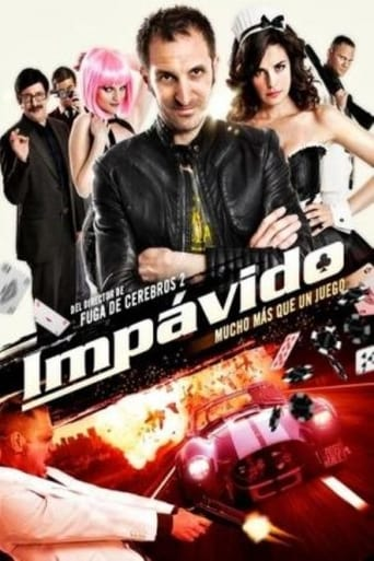 Poster of Impávido