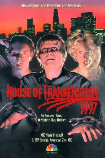Poster of House of Frankenstein