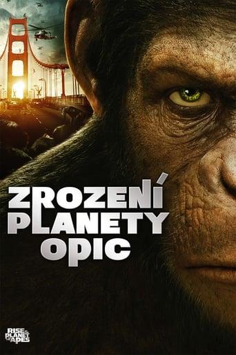 Poster of Zrození Planety opic