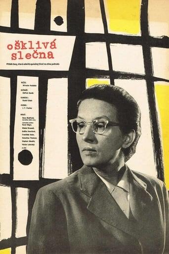 Poster of Ošklivá slečna