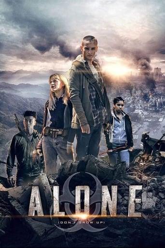 Filmplakat von Alone