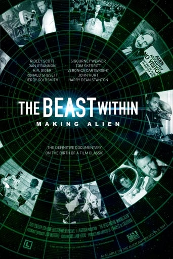 Poster of The Beast Within: Making 'Alien'
