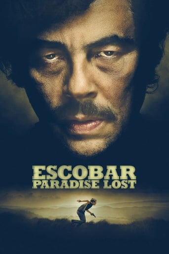 Poster of Escobar: Paradise Lost