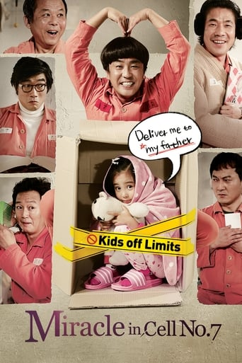 Poster of Miracle in Cell No. 7