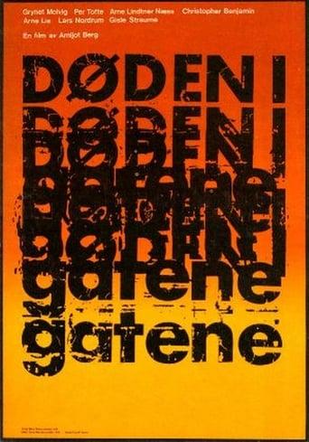 Poster of Døden i gatene
