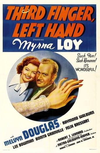 Third Finger, Left Hand