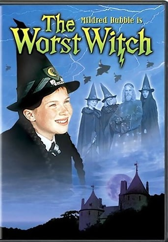 How old was Felicity Jones in The Worst Witch