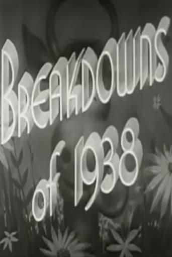 Poster of Breakdowns of 1938