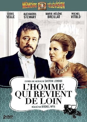 Poster of L'homme qui revient de loin