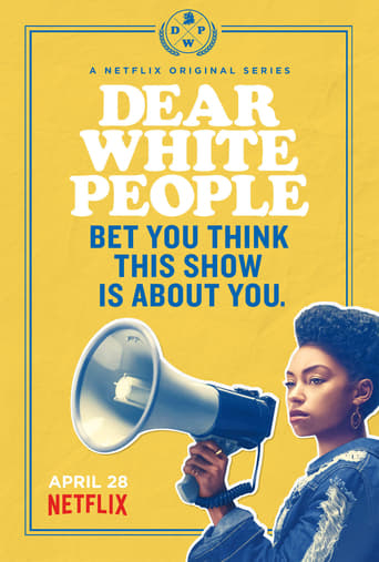 Poster of Dear White People