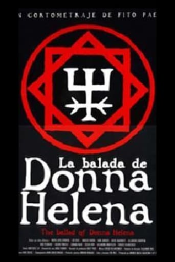 Poster of La balada de Donna Helena