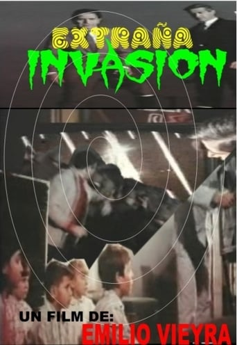 Poster of Extraña Invasion