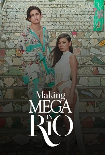 Making MEGA in Rio with Nadine Lustre and James Reid