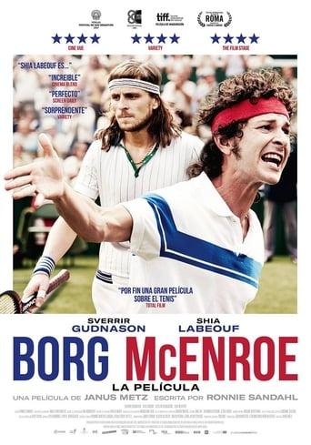 Poster of Borg McEnroe