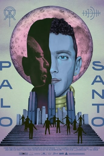 Poster of Palo Santo