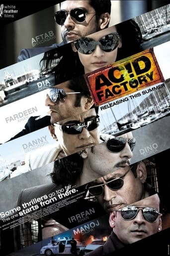 Poster of Acid Factory