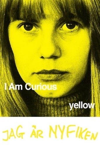 Poster of I Am Curious (Yellow)
