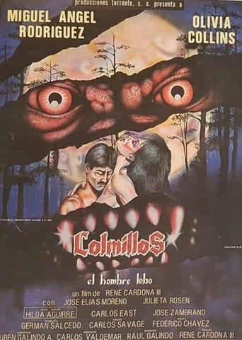 Poster of Colmillos, el hombre lobo