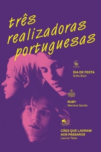Poster of Três Realizadoras Portuguesas