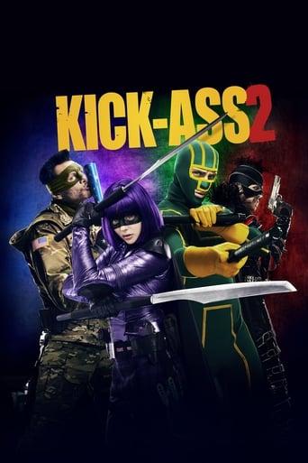 Poster of Kick-Ass 2
