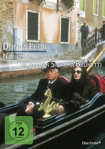 Poster of In Sachen Signora Brunetti