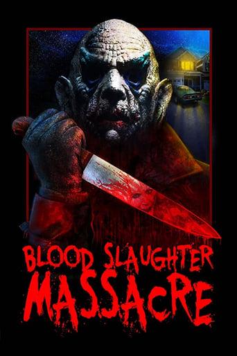 Poster of Blood Slaughter Massacre