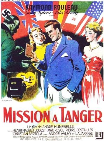 Poster of Mission à Tanger