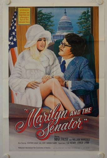 Poster of Marilyn and the Senator