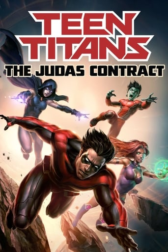 Poster of Teen Titans: The Judas Contract