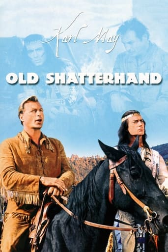 Poster of Old Shatterhand