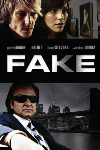Poster of Fake