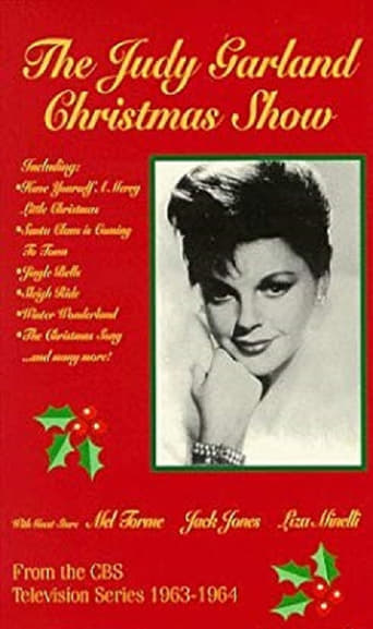 Poster of The Judy Garland Christmas Show